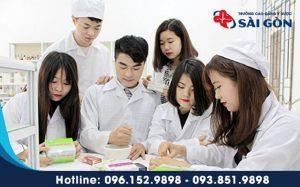 Trường Cao đẳng Y dược Sài Gòn tuyển sinh năm 2018 2