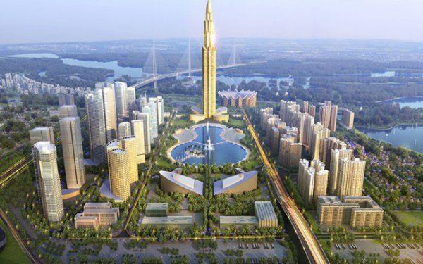 Thông tin dự án quy hoạch cầu Nhật Tân- Nội Bài