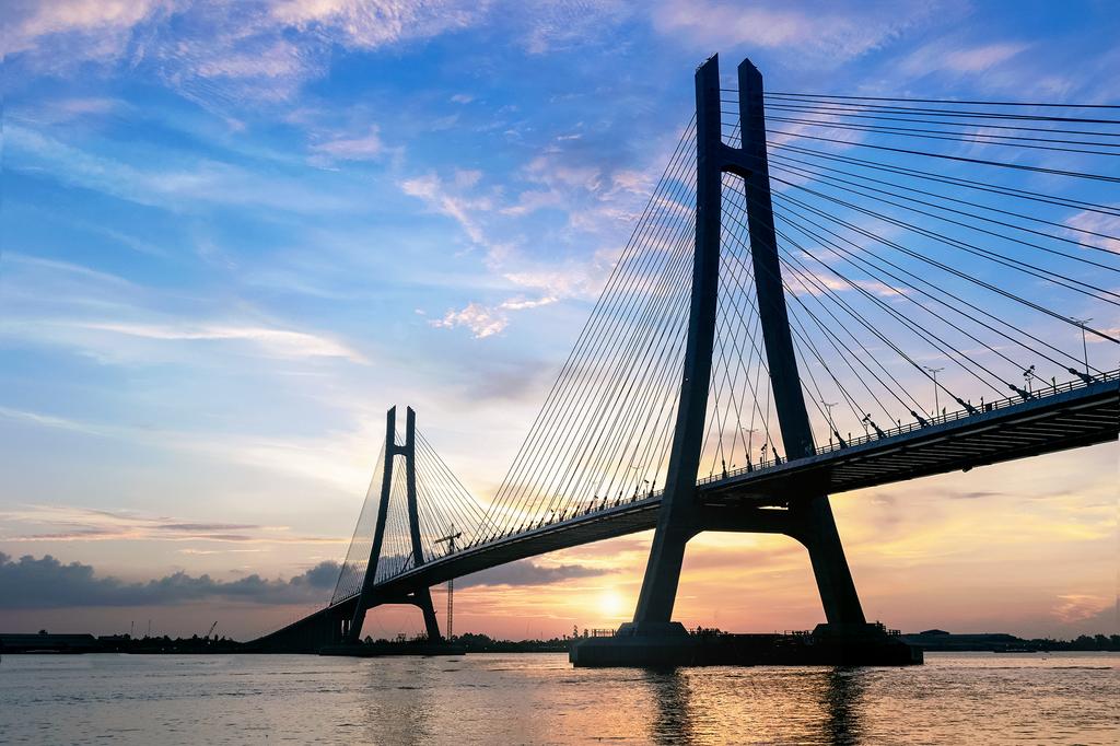 Tìm hiểu ý nghĩa giao thông của cầu Vàm Cống Cần Thơ