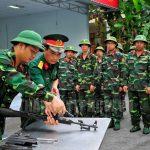 các trường đại học quân đội tuyển nữ