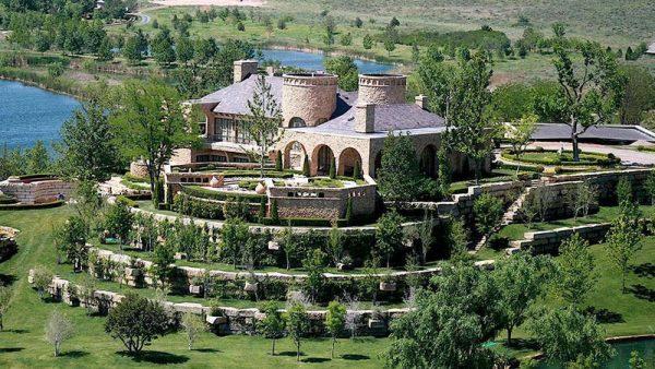 những ngôi nhà đẹp nhất thế giới