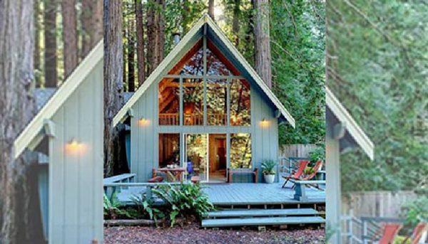 những ngôi nhà nhỏ đẹp nhất thế giới