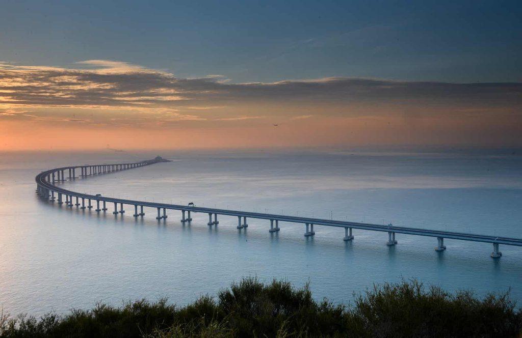 Tìm hiểu những cây cầu dài nhất thế giới hiện nay